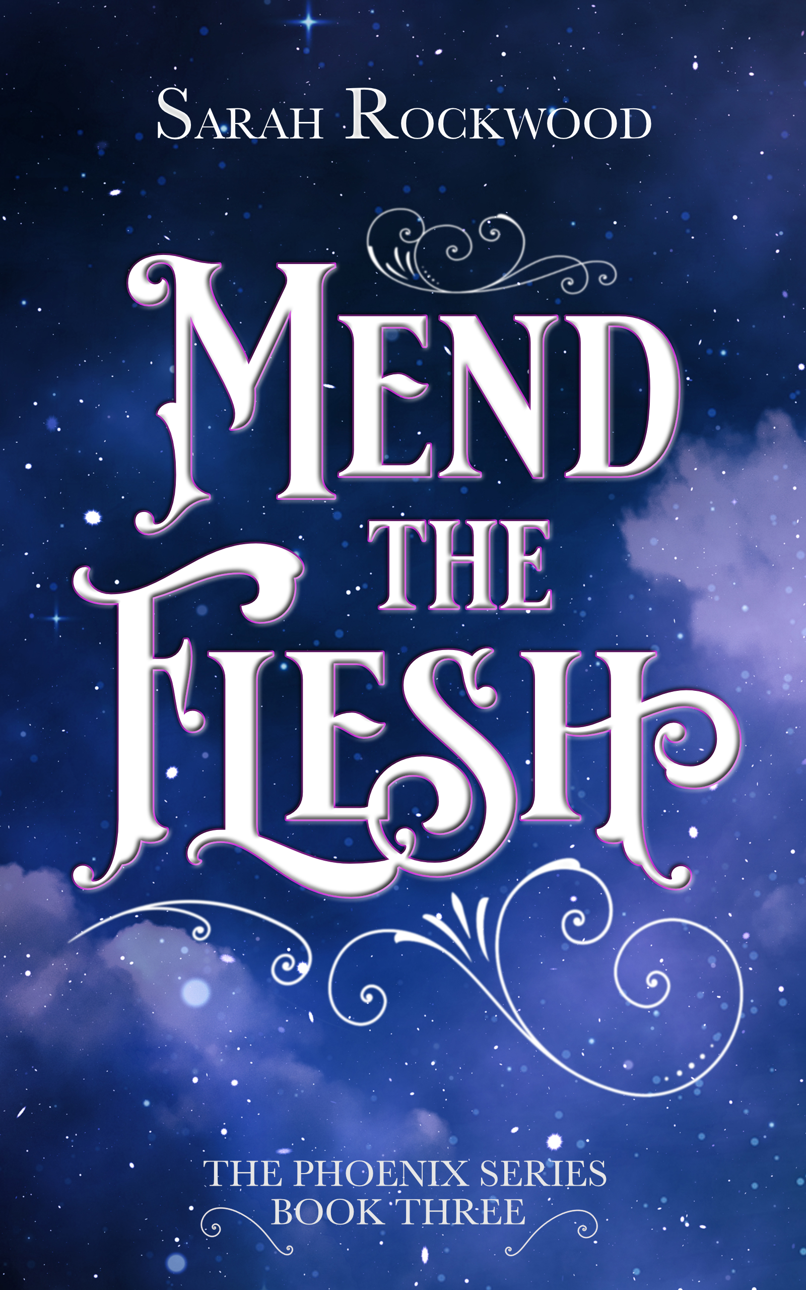 Cover of Mend the Flesh