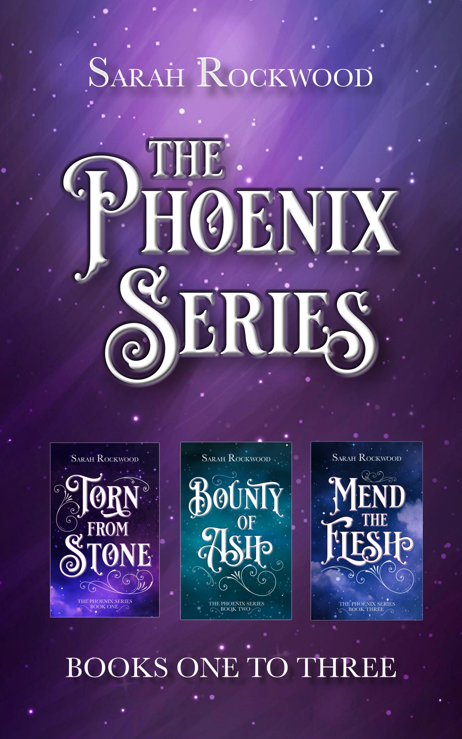 Cover of Phoenix Series Boxset