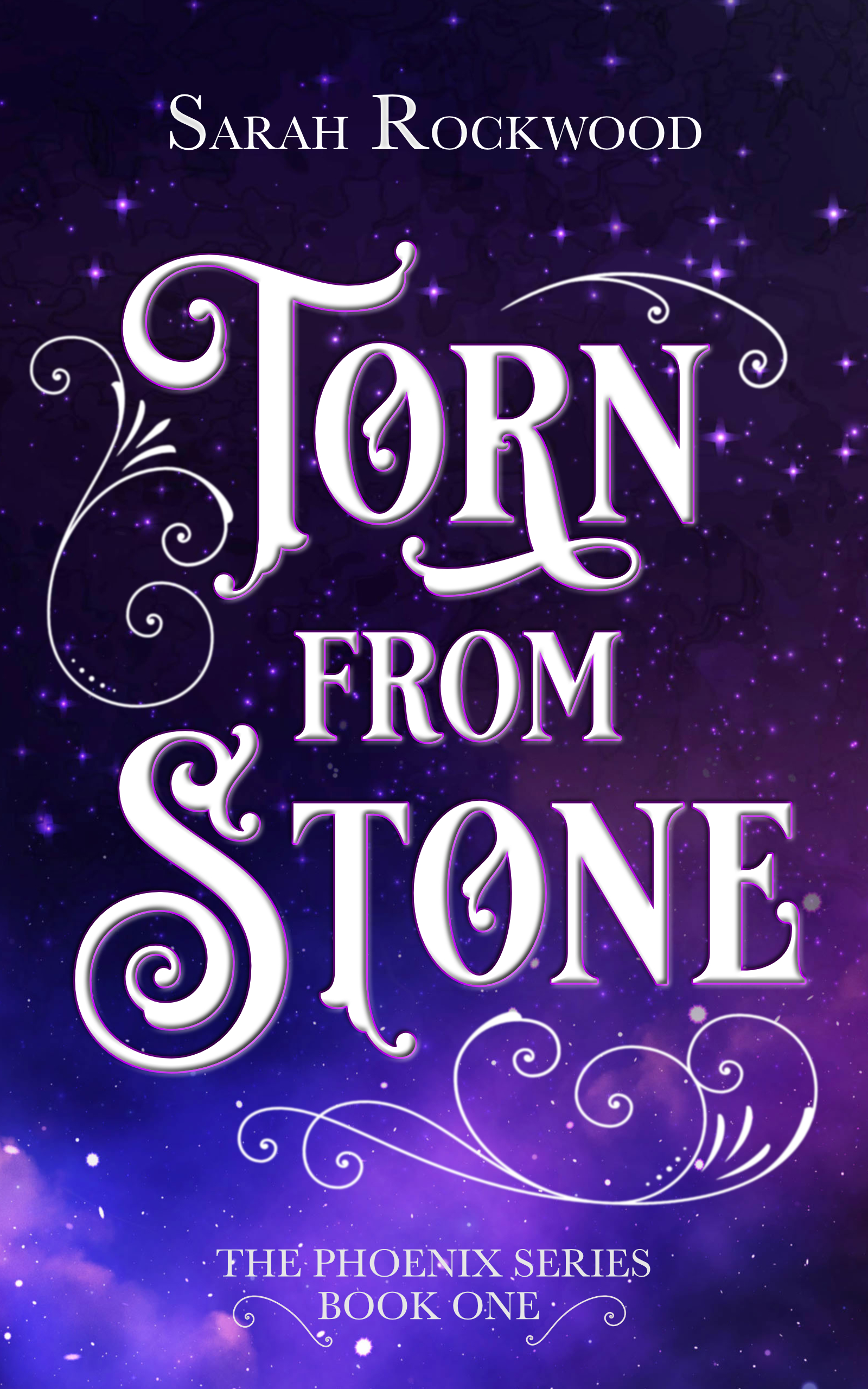Cover of Torn From Stone